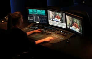 A Quantel Pablo in action. Image provided by Quante Limitedl